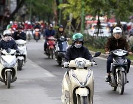 Hà Nội duy trì mưa rét, vùng núi cao phía Bắc rét đậm