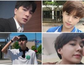 Khoảnh khắc đáng nhớ năm 2019 của các hot boy Việt