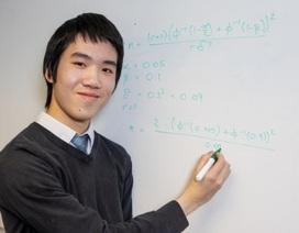 Anh: Nam sinh 15 tuổi được nhận vào học tiến sĩ
