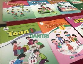 Nhiều tỉnh sốt ruột chờ hướng dẫn chọn bộ sách giáo khoa lớp 1