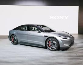 Sau màn ra mắt xe ồn ào, Sony vẫn tuyên bố sẽ không sản xuất ô tô
