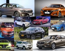 Top 10 mẫu xe bán nhiều nhất Trung Quốc năm 2019