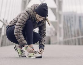 Giải pháp để đảm bảo sức khỏe khi tập thể dục trong mùa lạnh
