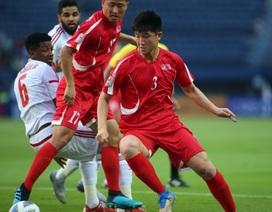 U23 UAE 2-0 U23 Triều Tiên: Khác biệt lớn ở khâu dứt điểm