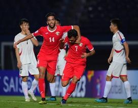 Đối thủ của U23 Việt Nam, U23 Jordan mạnh ra sao?
