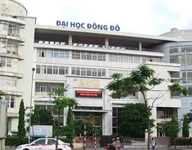 Tiếp tục khởi tố 2 bị can trong vụ án tại Đại học Đông Đô
