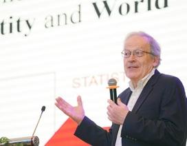 """Giáo sư hàng đầu về lý thuyết học máy """"thổi lửa"""" cho chuyên gia Việt về trí tuệ nhân tạo"""