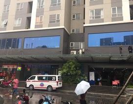 Hà Nội: Bé gái 4 tuổi rơi từ tầng 25 chung cư, tử vong thương tâm