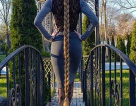 Bí quyết nuôi mái tóc dài suông mượt của cô gái xinh đẹp