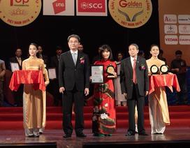 Nhãn hiệu AKINO - Công ty CP Phúc Ngọc Anh vinh dự đạt top 50 Nhãn hiệu hàng đầu Việt Nam 2019