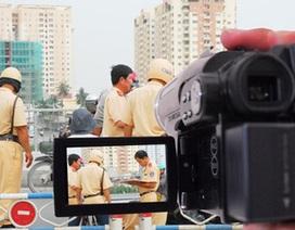 Người dân ghi hình CSGT thực thi nhiệm vụ phải đảm bảo những yêu cầu nào?