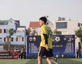 """Sau Bùi Tiến Dũng là Hoàng Long, Thanh Hóa tiếp tục gây bão vì một cầu thủ trẻ mệnh danh """"Hot boy chân vàng"""""""