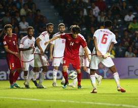 Bài toán hàng thủ của HLV Park Hang Seo trước cuộc đấu với U23 Jordan