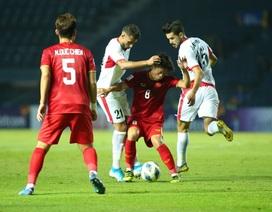 """Các đội tuyển Tây Á có truyền thống """"dàn xếp tỷ số"""" ở sân chơi châu lục"""