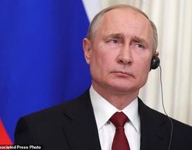"""Ông Putin: """"Chiến tranh ở Trung Đông là thảm họa với thế giới"""""""