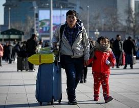 Trung Quốc bắt đầu cuộc di dân lớn nhất hành tinh với 3 tỷ chuyến đi