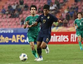 U23 Thái Lan 1-1 U23 Iraq: Đội chủ nhà vào tứ kết