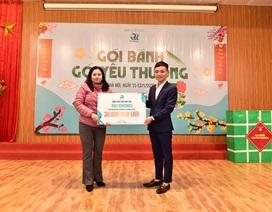 """Riki Nihongo tổ chức chương trình từ thiện  """"Gói bánh, Gói yêu thương"""""""