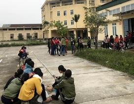 Hà Tĩnh: Hơn 300 công nhân may đình công những ngày cận Tết