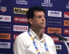 """HLV U23 Iraq: """"Công nghệ VAR đưa Thái Lan vào tứ kết"""""""