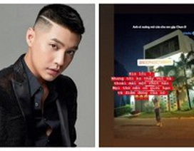 Noo Phước Thịnh bức xúc khi fan cuồng chụp hình nhà riêng lúc nửa đêm