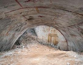 Buồng ngầm bí ẩn được phát hiện dưới cung điện của Hoàng đế La Mã