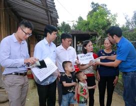 """Hai bé trai mắc bệnh """"hiểm"""" tại Hà Tĩnh được bạn đọc giúp đỡ hơn 216 triệu đồng"""