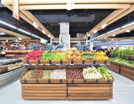 Siêu thị MM Super Market Thanh Xuân hút khách dịp cận Tết