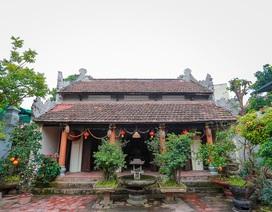 """Vẻ đẹp ngôi nhà cổ Bắc Bộ trăm tuổi """"hiếm có, khó tìm"""" giữa Hà Nội"""