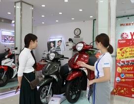 """Hàng ngàn khách hàng mua xe Yamaha """"trúng lớn"""" dịp cuối năm"""