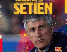 Barcelona bất ngờ sa thải HLV Valverde, bổ nhiệm cựu HLV Betis