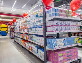 Một siêu thị bất ngờ giảm 90% vốn
