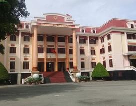 Chánh án TAND tỉnh Đồng Tháp và 3 thuộc cấp bị đề nghị kỷ luật Đảng