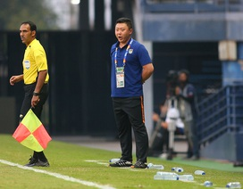 HLV U23 Triều Tiên tuyên bố sẽ thắng U23 Việt Nam