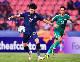 U23 Thái Lan được thưởng hơn 2 tỷ đồng cho thành tích vào tứ kết giải U23 châu Á
