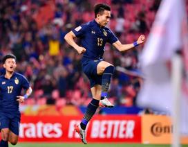 """Báo Thái Lan """"nổ tung trời"""" khi đội nhà vào tứ kết giải U23 châu Á"""