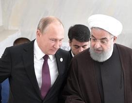 """Cơ hội vàng cho Nga khi """"chảo lửa"""" Trung Đông sôi sục"""
