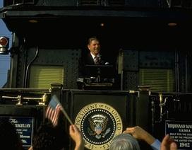Đoàn tàu bọc thép từng góp phần giúp các tổng thống Mỹ tái đắc cử