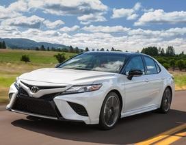 Toyota triệu hồi 2 triệu xe vì bơm xăng chết đột ngột