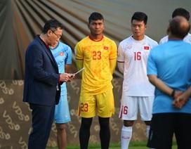 U23 Việt Nam nhận thư động viên của Thủ tướng, quyết thắng U23 Triều Tiên