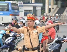 Hà Nội phân luồng giao thông phục vụ Lễ tang 3 chiến sĩ hy sinh ở Đồng Tâm