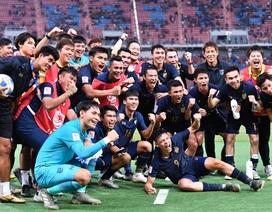 """Báo châu Á: """"U23 Thái Lan đã làm nên lịch sử"""""""