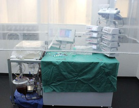 Loại máy đặc biệt có thể giữ gan tồn tại ngoài cơ thể trong 7 ngày