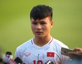 Quang Hải cảnh báo U23 Việt Nam về đối thủ U23 Triều Tiên