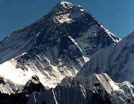 Núi Everest bắt đầu phủ đầy cỏ do sự nóng lên toàn cầu