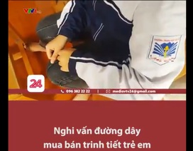 Nghi án mua bán trinh học sinh ở Ba Vì: Nhà trường báo cáo sự việc