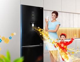 """Muốn đổi tủ lạnh cho tết này, đừng bỏ qua những tính năng """"kỳ diệu"""""""