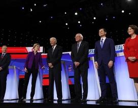 """""""Nóng"""" cuộc đua của đảng Dân chủ tìm đại diện đấu với Tổng thống Trump"""