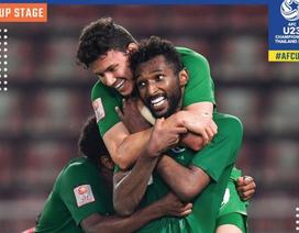 Gục ngã trước U23 Saudi Arabia, U23 Syria vẫn giành vé đi tiếp