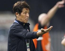 HLV Nishino nói gì sau khi cùng U23 Thái Lan vào tứ kết giải châu Á?